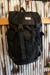 VANS OFF THE WALL BACKPACK (BLACK)