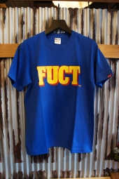 FUCT SSDD PULP LOGO TEE (BLUE)