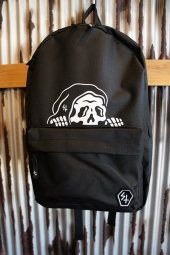 LURKING CLASS BY SKETCHY TANK LC PRINT DAYPACK (BLACK)