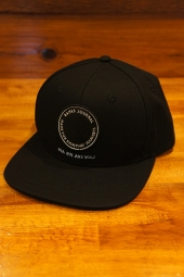 BANKS JOURNAL ARRIVAL HAT (DIRTY BLACK)
