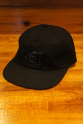BANKS JOURNAL TY WILLIAMS HAT (DIRTY BLACK)