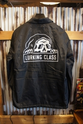 LURKING CLASS BY SKETCHY TANK LC COACH BOA JACKET (BLACK)