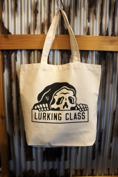 LURKING CLASS BY SKETCHY TANK LC TOTES (OATMEAL)