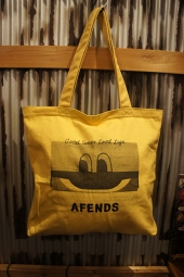 AFENDS GOOD TIMES PREMIUM TOTE BAG (MELLOW)