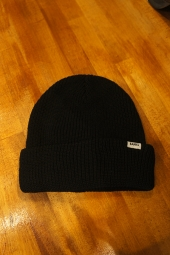 BANKS JOURNAL PRIMARY BEANIE (BLACK)