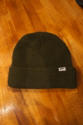 BANKS JOURNAL PRIMARY BEANIE (FOREST)