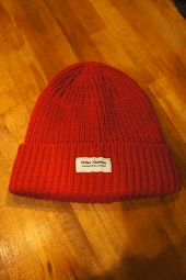 BANKS JOURNAL MADE FOR BEANIE (VINTAGE RED)