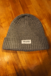 BANKS JOURNAL MADE FOR BEANIE (HEATHER GREY)