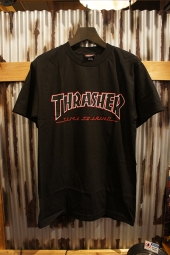 INDEPENDENT x THRASHER TIME TO GRIND S/S TEE (BLACK)