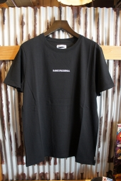 BANKS JOURNAL EXCLUSIVE TEE SHIRT (DIRTY BLACK)