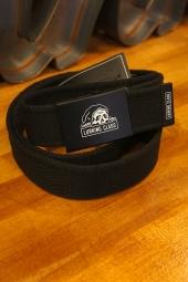 LURKING CLASS BY SKETCHY TANK LC WEB BELT (BLACK)