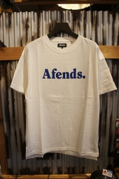 AFENDS Afends II STANDARD FIT TEE (WHITE)