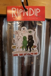 RIPNDIP SAME DREAMS AIR FRESHENER