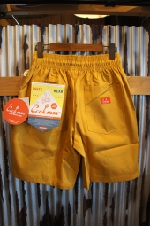 Cookman Chef Short Pants (「Mustard」)