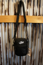 VANS STREET READY CROSSBODY BAG (BLACK)