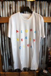 Aloha Beach Club Circus Tee (White)