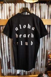 Aloha Beach Club League Tee (Black)